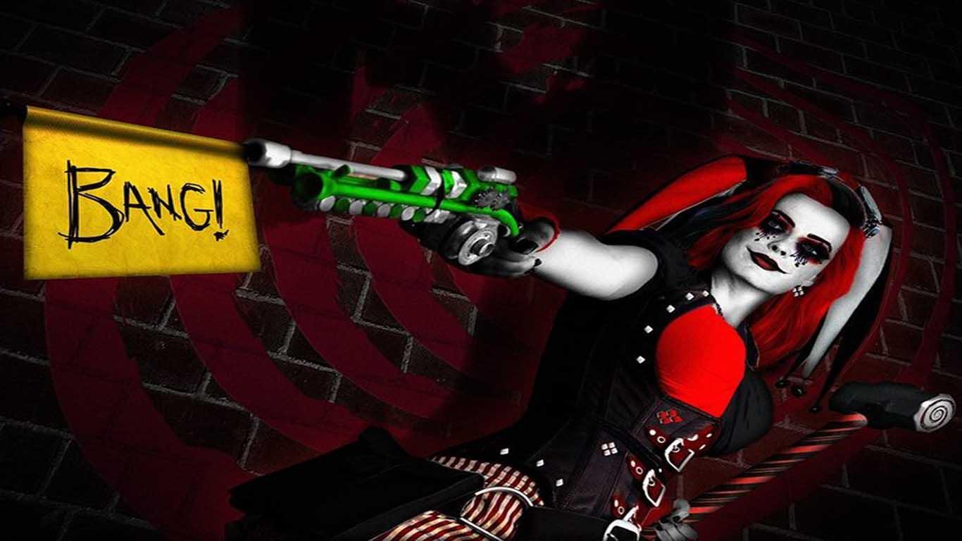 Wallpaper Hd Suicide Squad Harley Quinn: Harley Quinn Wallpaper HD 1080p