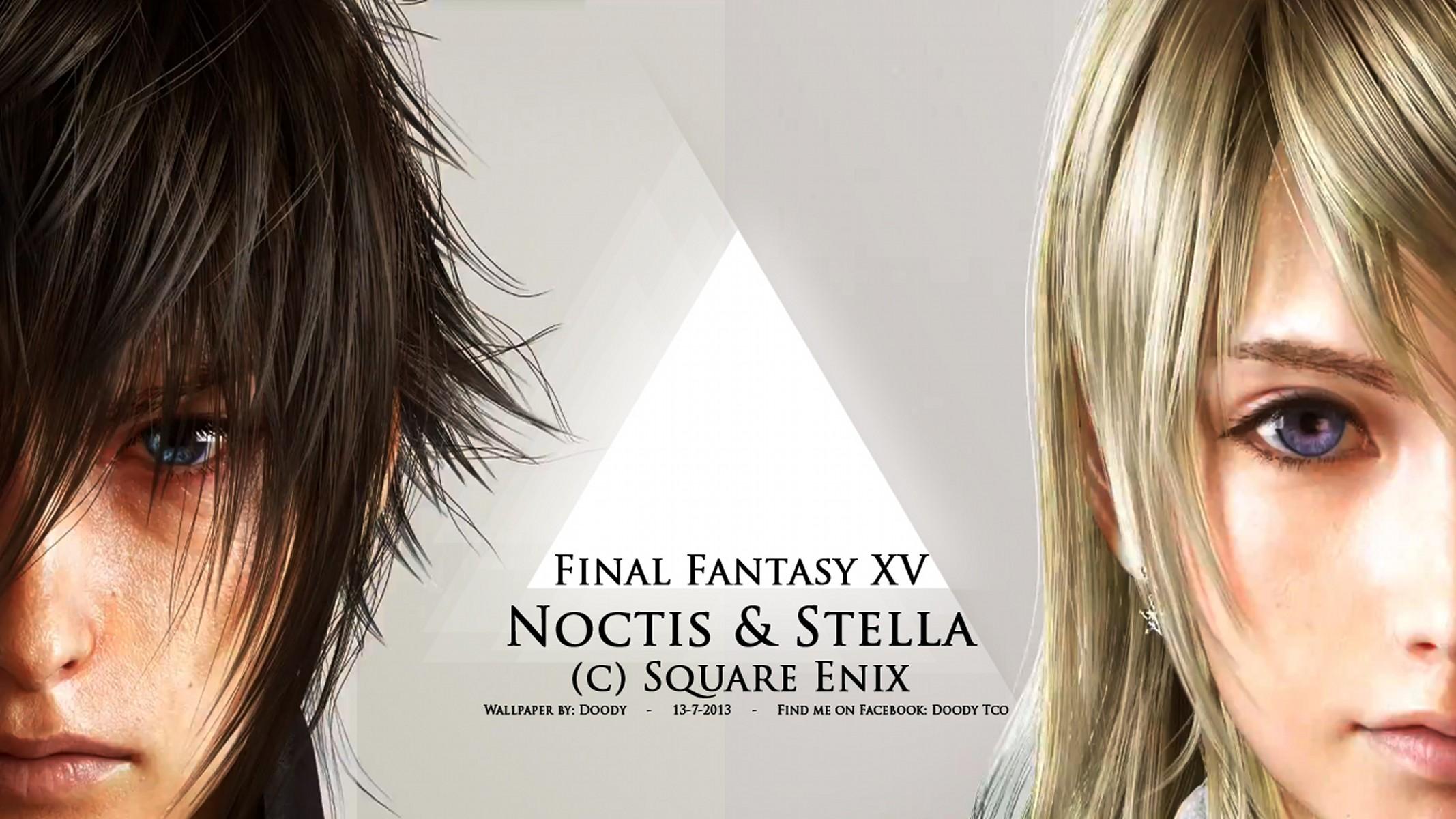 Download Free Final Fantasy Wallpapers 15 Beautiful: WallpaperSafari