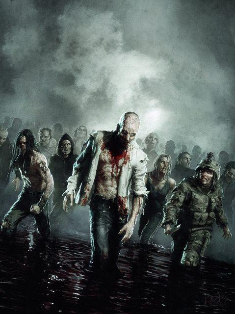 Zombie Apocalypse Wallpaper for Pinterest 479x640