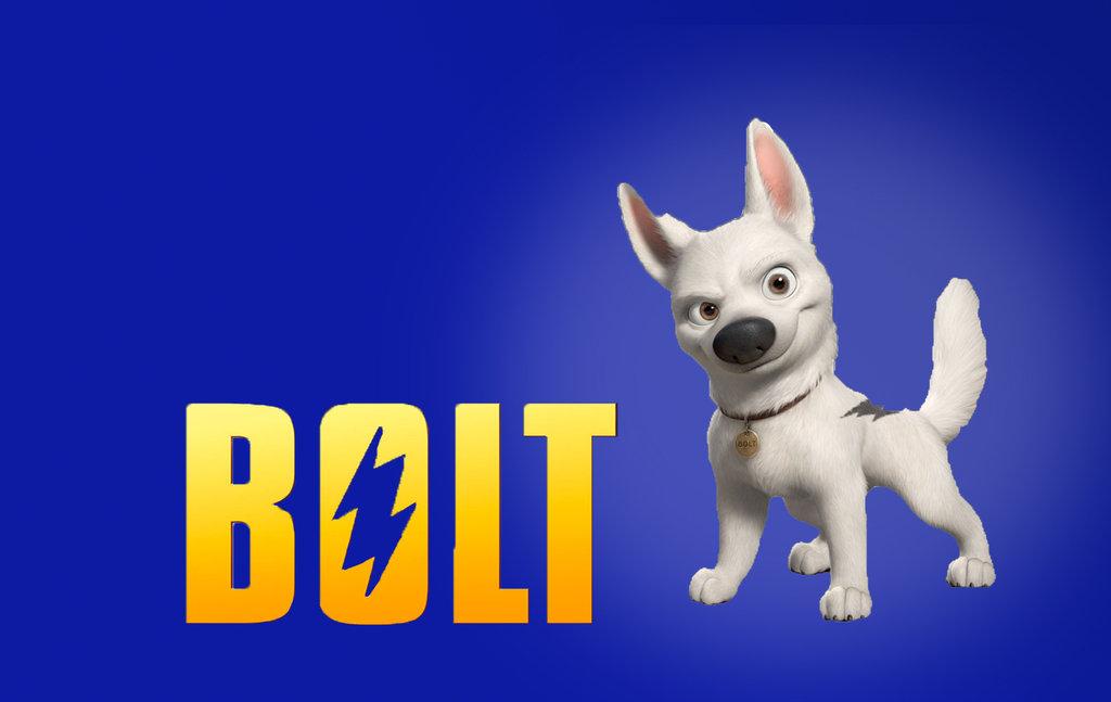 Bolt wallpaper by stickman art 1024x647