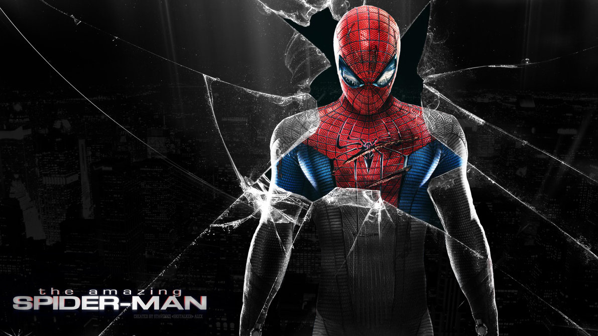 The Amazing Spider Man Wallpaper 1080p by SKstalker 1191x670
