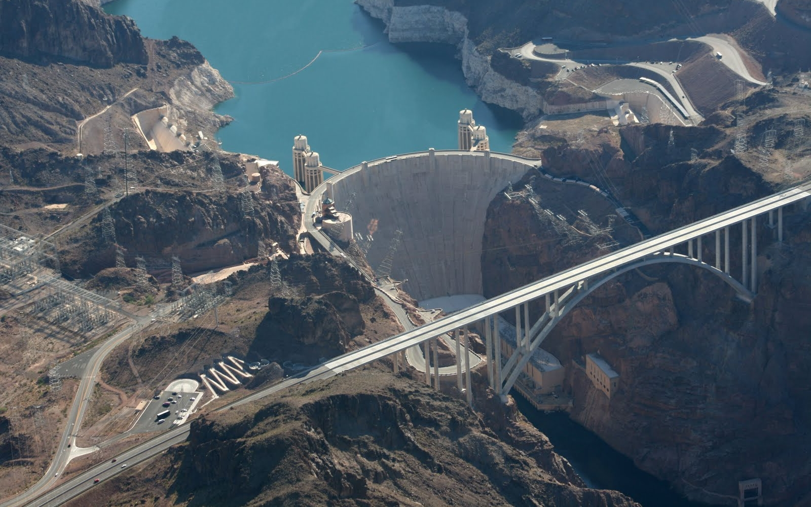 Hoover Dam Wallpaper and Background Image 1600x1000 ID417174 1600x1000