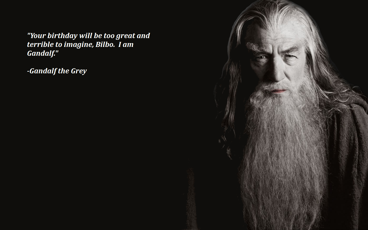 Gandalf The Wallpaper 1545x966 Gandalf The Lord Of The Rings Ian 1545x966