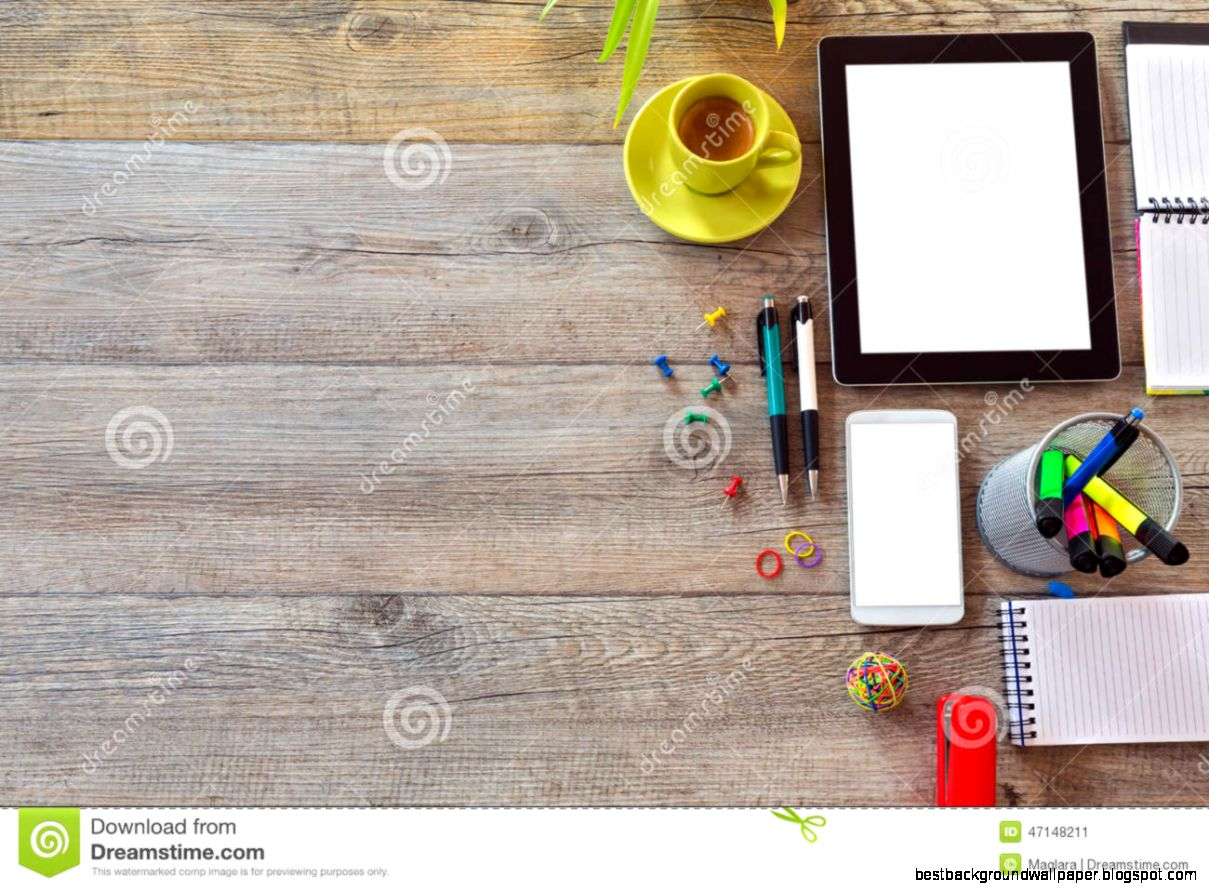Office Desk Wallpaper Wallpapersafari Scart To Hdmi Images Pictures Findpik Background Best 1209x890