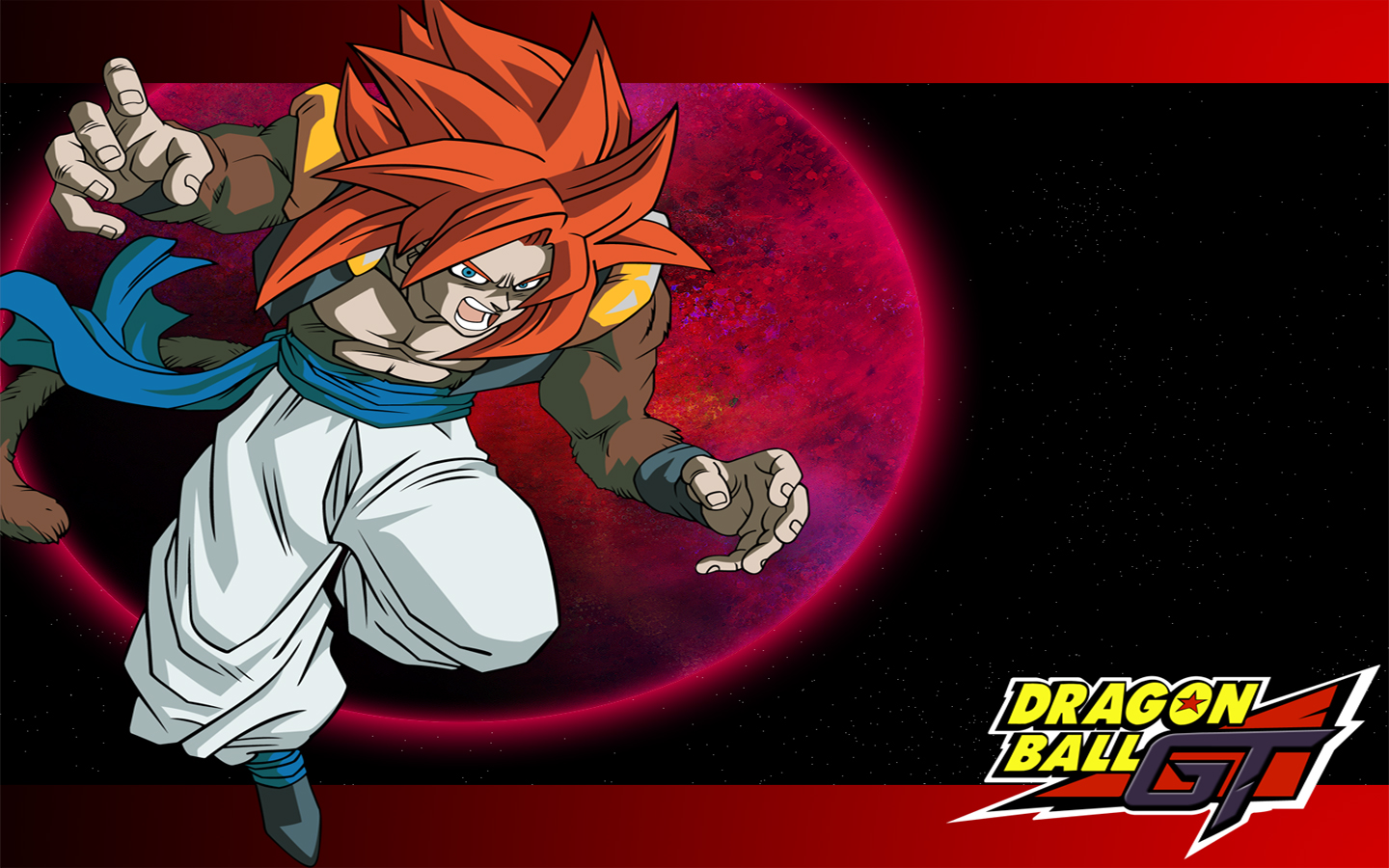 Gogeta Ss4 Kamehameha wwwimgkidcom   The Image Kid Has It 1440x900