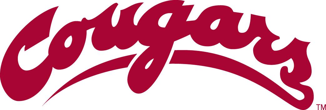 Washington State Cougars Logo WSU 1043x352
