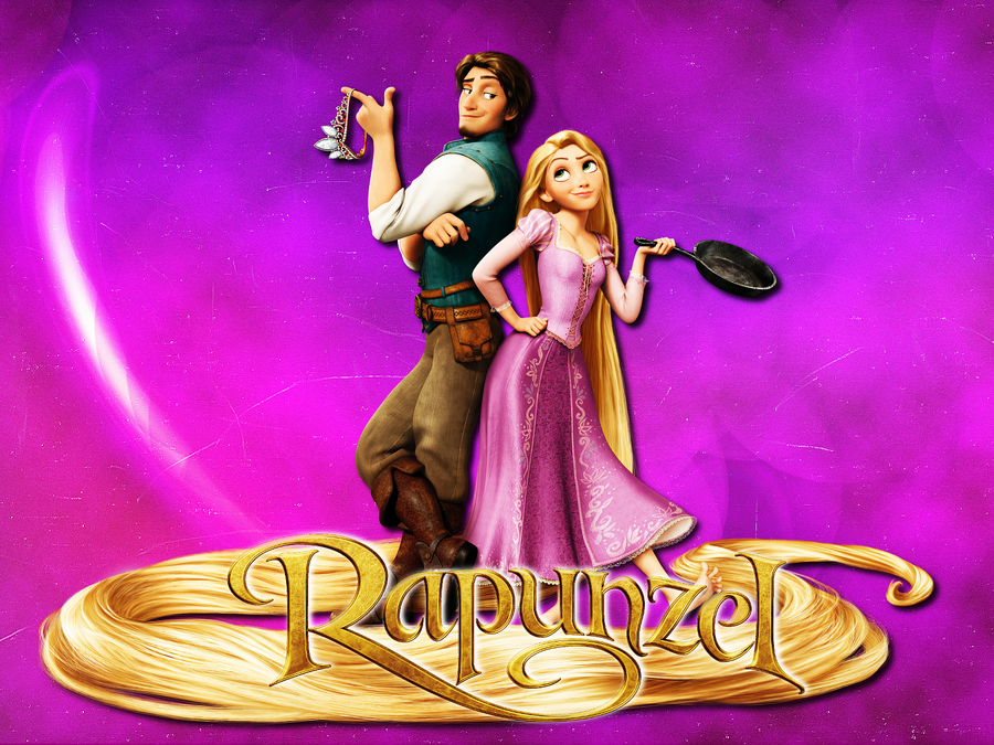 Disney tangled wallpapers wallpapers for Disney tangled wallpaper 900x675