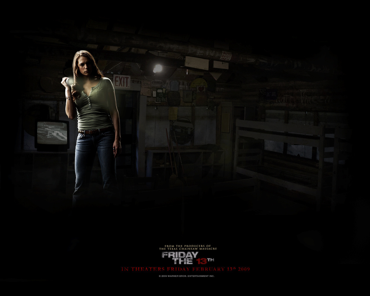Free Download Friday The 13th Friday The 13th 2009 Wallpaper