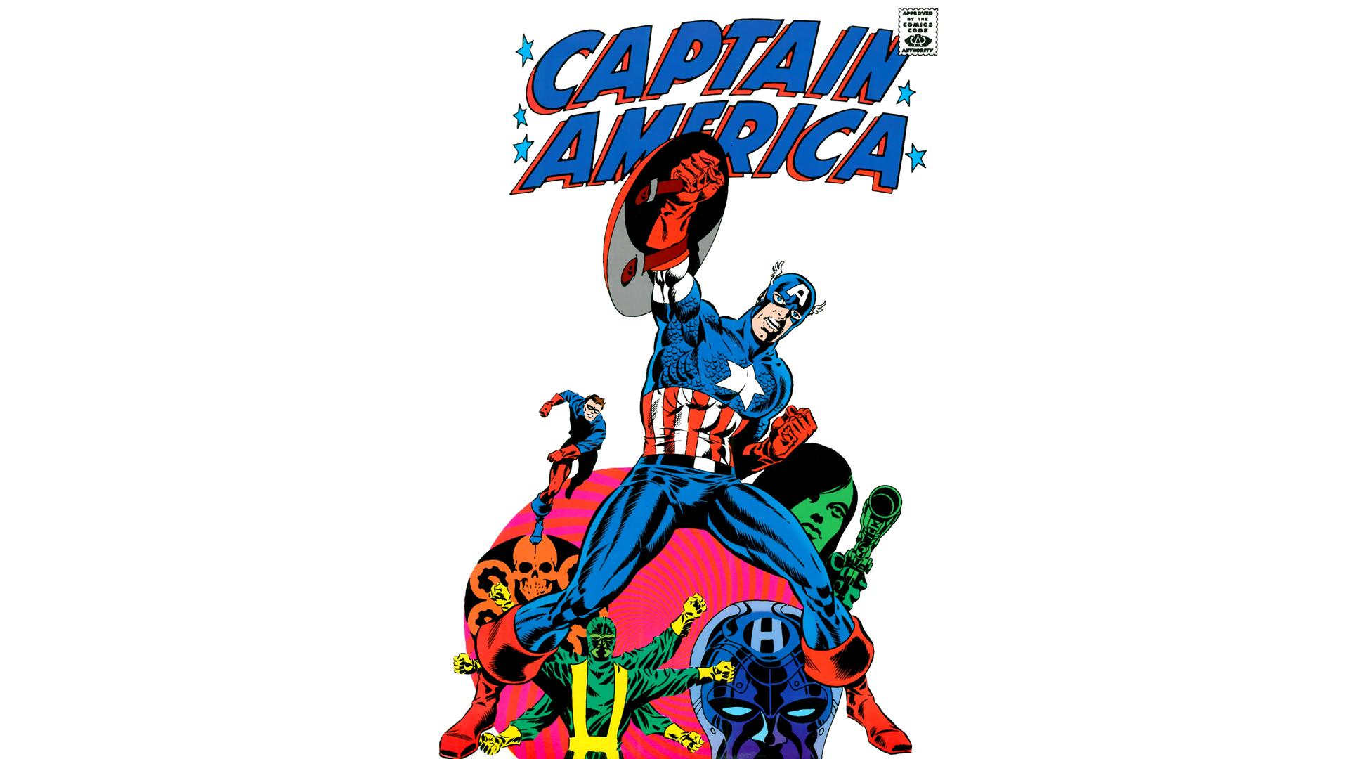 Captain America Wallpaper 1920x1080 Captain America Marvel Comics 1920x1080