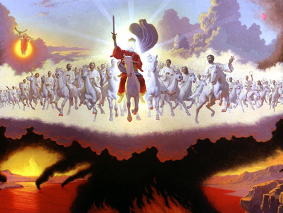 The Second Coming Of Jesus Christ Wallpaper   Inspiring Image 926x695