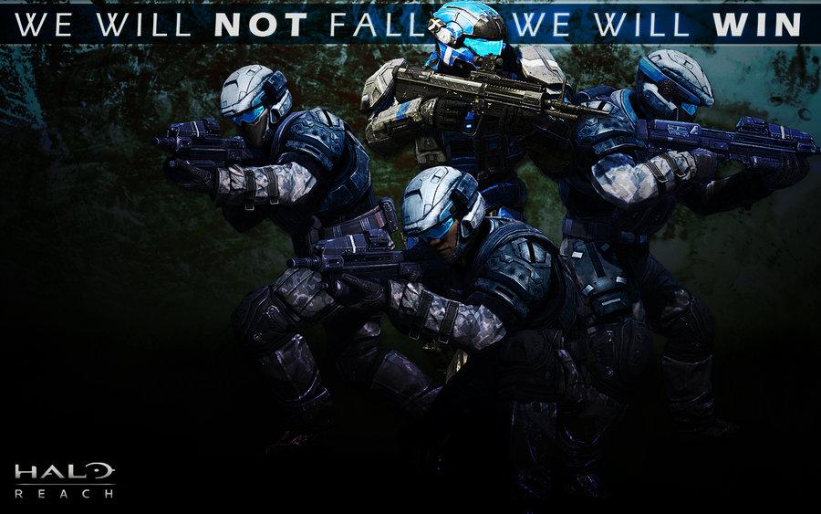 Halo Reach Wallpaper by WanderingWolfy 900x563