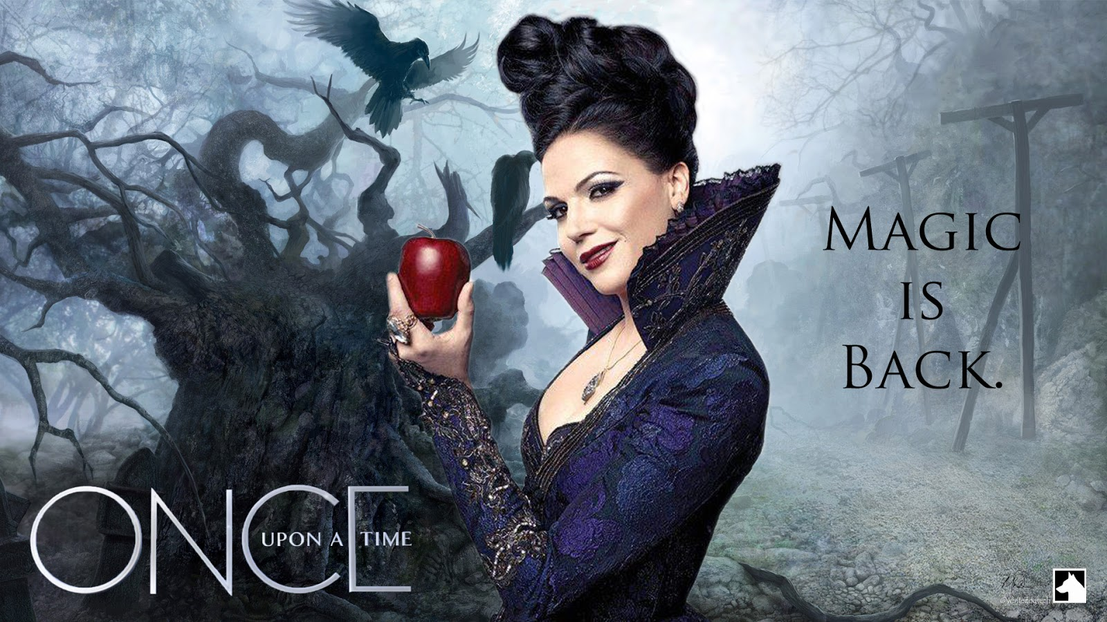Once Upon A Time Wallpaper Ruby Once Upon a Time Wallp...