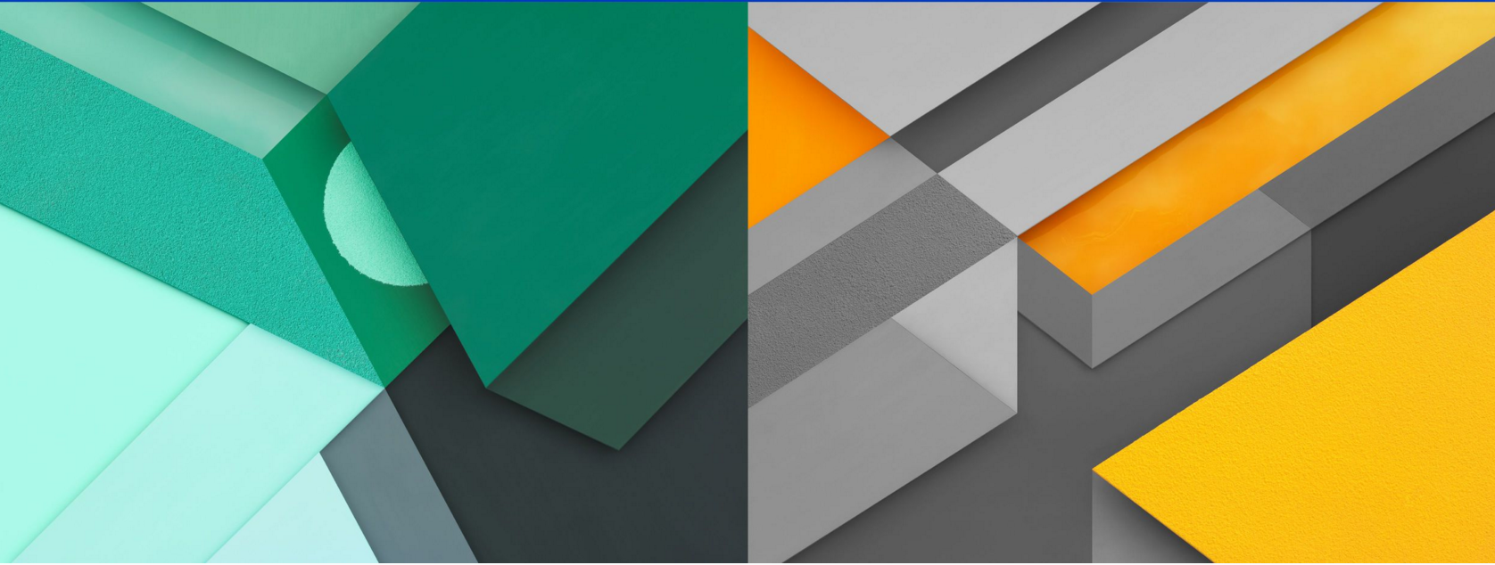 Android Marshmallow wallpapers get the Carl Kleiner treatment 1676x634