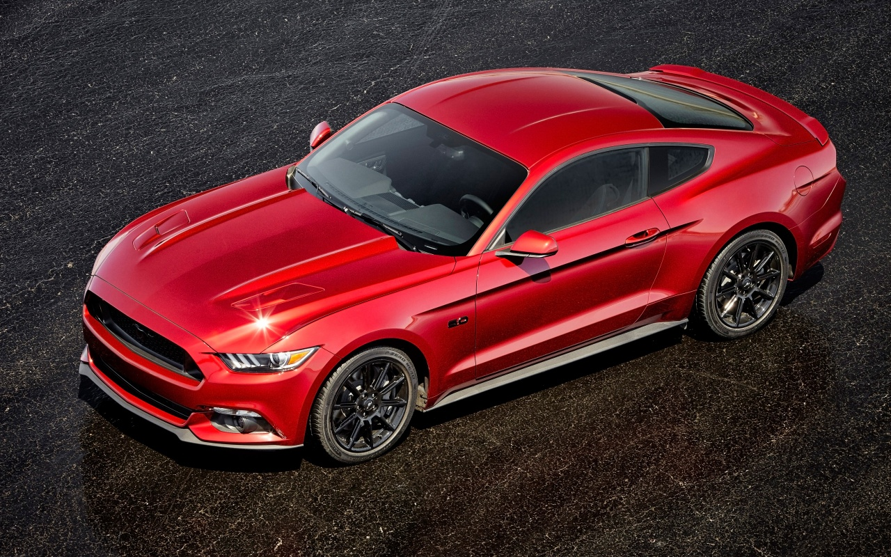 2016 Ford Mustang GT Wallpaper HD Car Wallpapers 1280x800