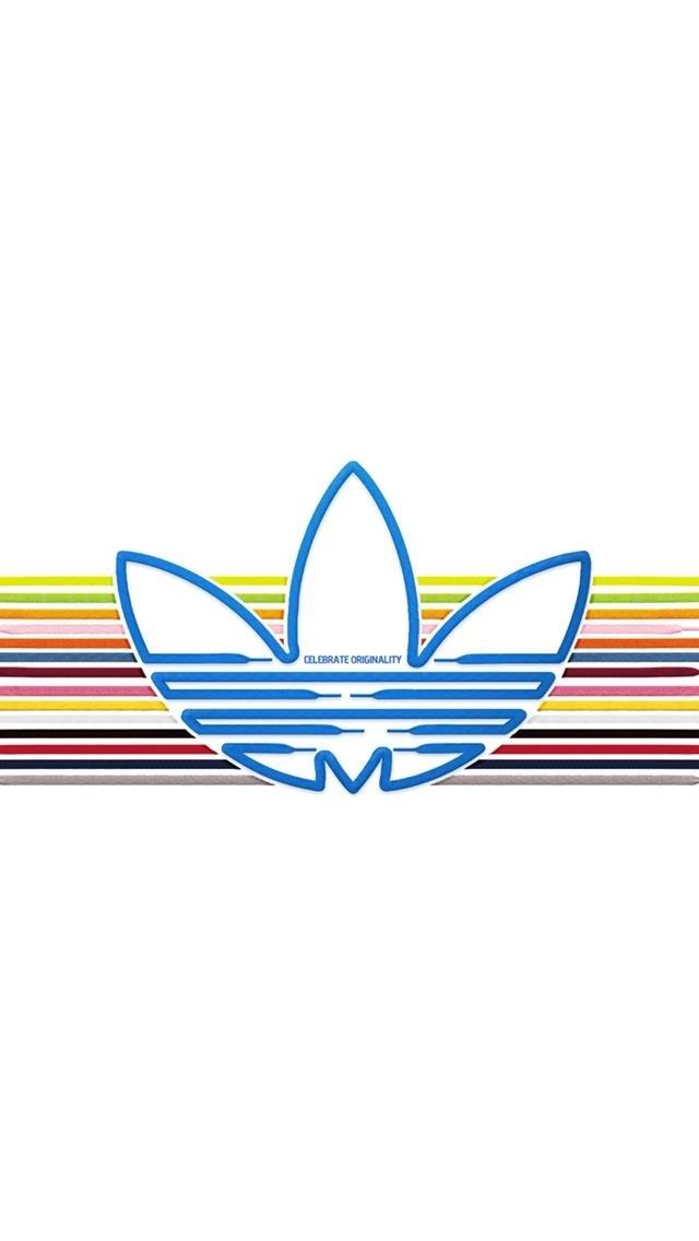 Adidas iPhone Wallpaper 640x1136