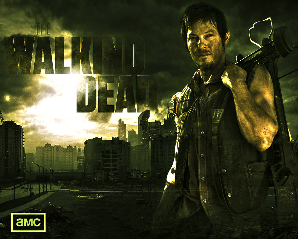 Daryl Walking Dead Wallpaper