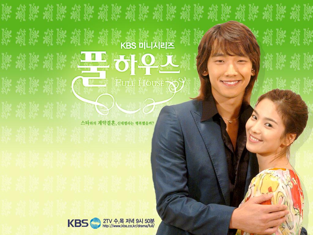 Korean Drama Full House Wallpapers 1024x768