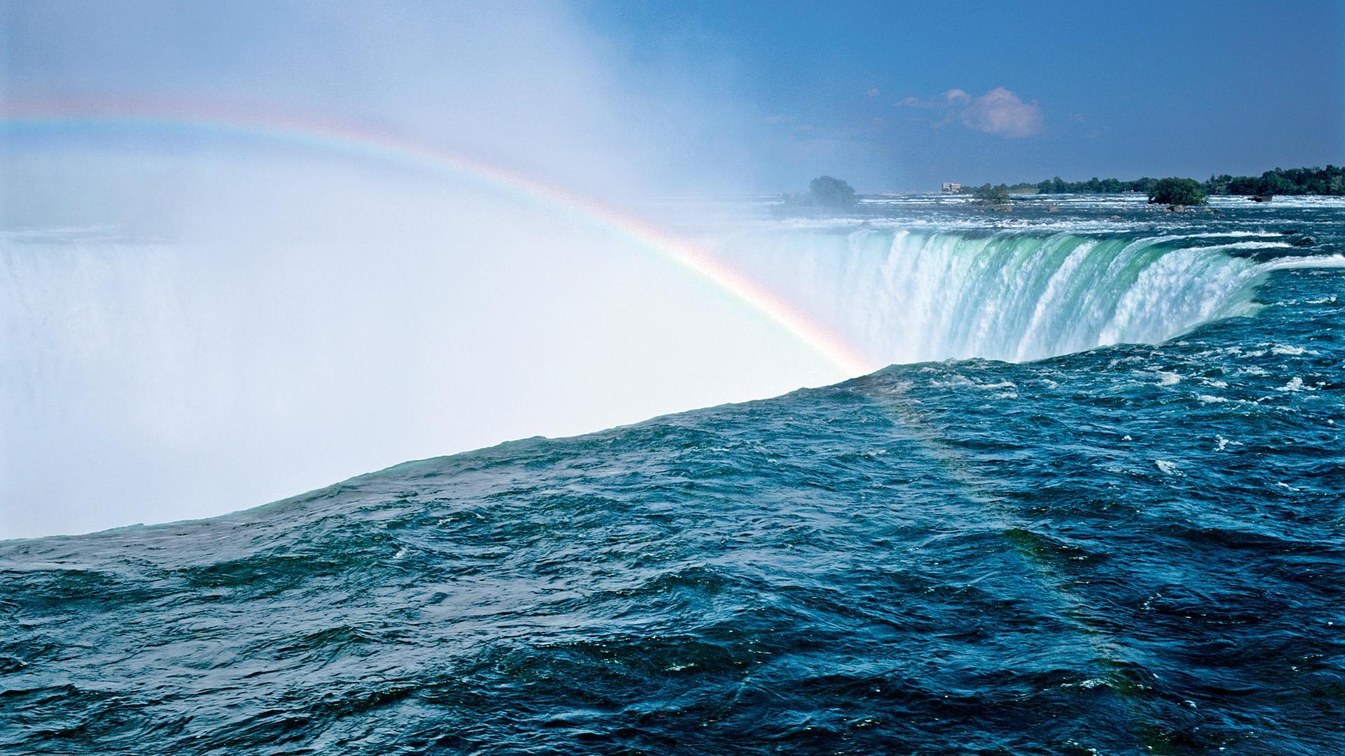 Niagara Falls HD Wallpaper - WallpaperSafari