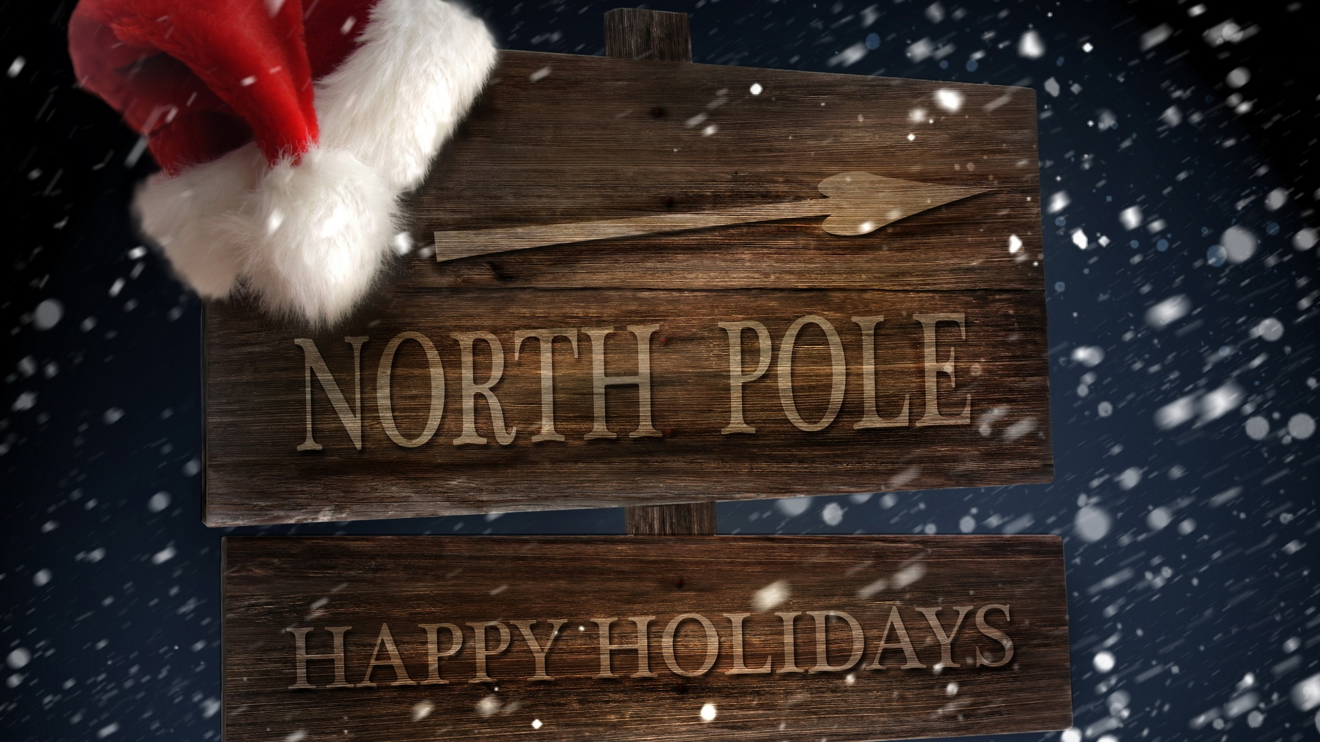 North Pole sign wallpapers North Pole sign stock photos 1920x1080