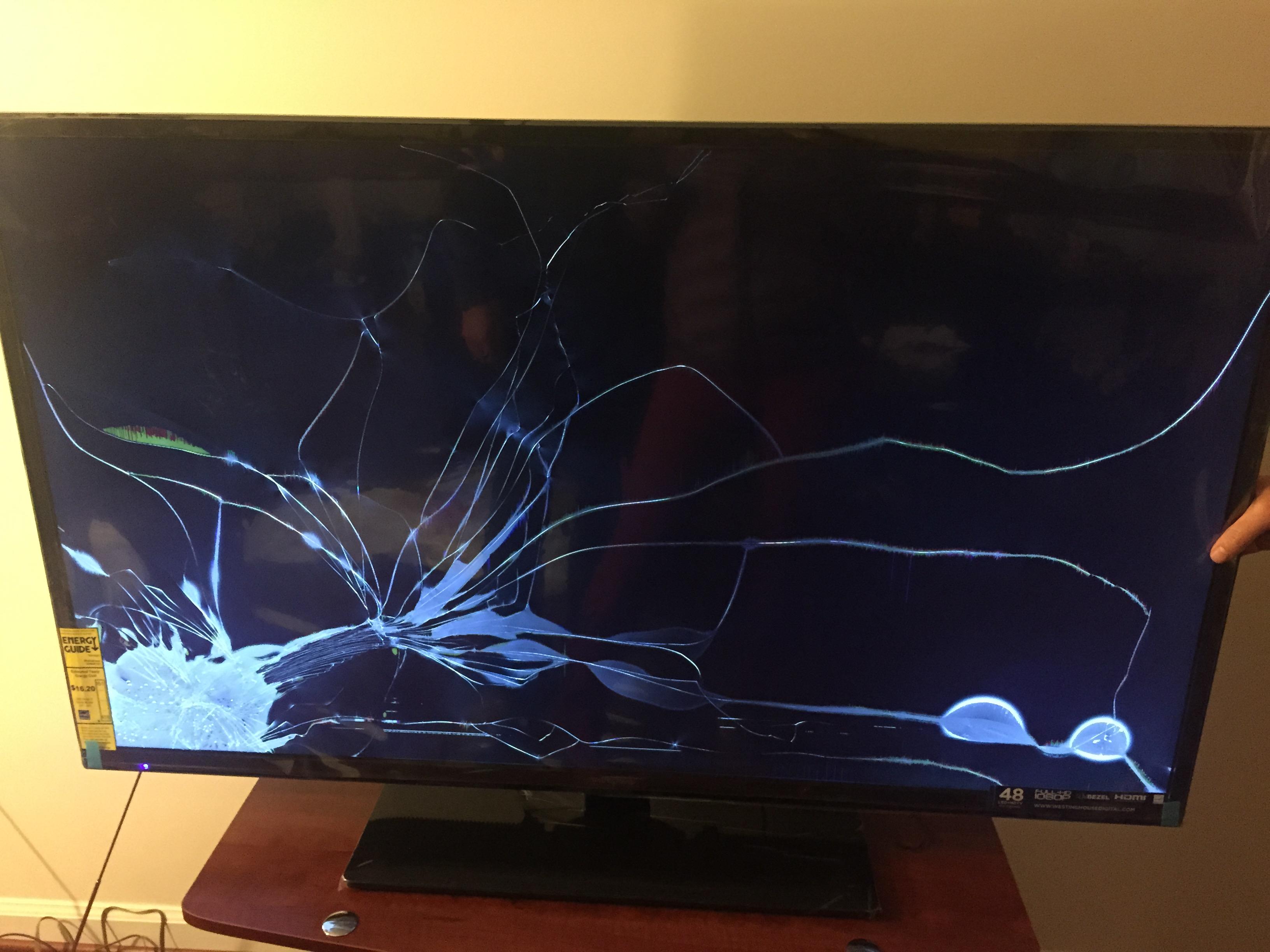 You Are Viewing Broken Screen Desktop 1440x900 Wallpaper 3264x2448