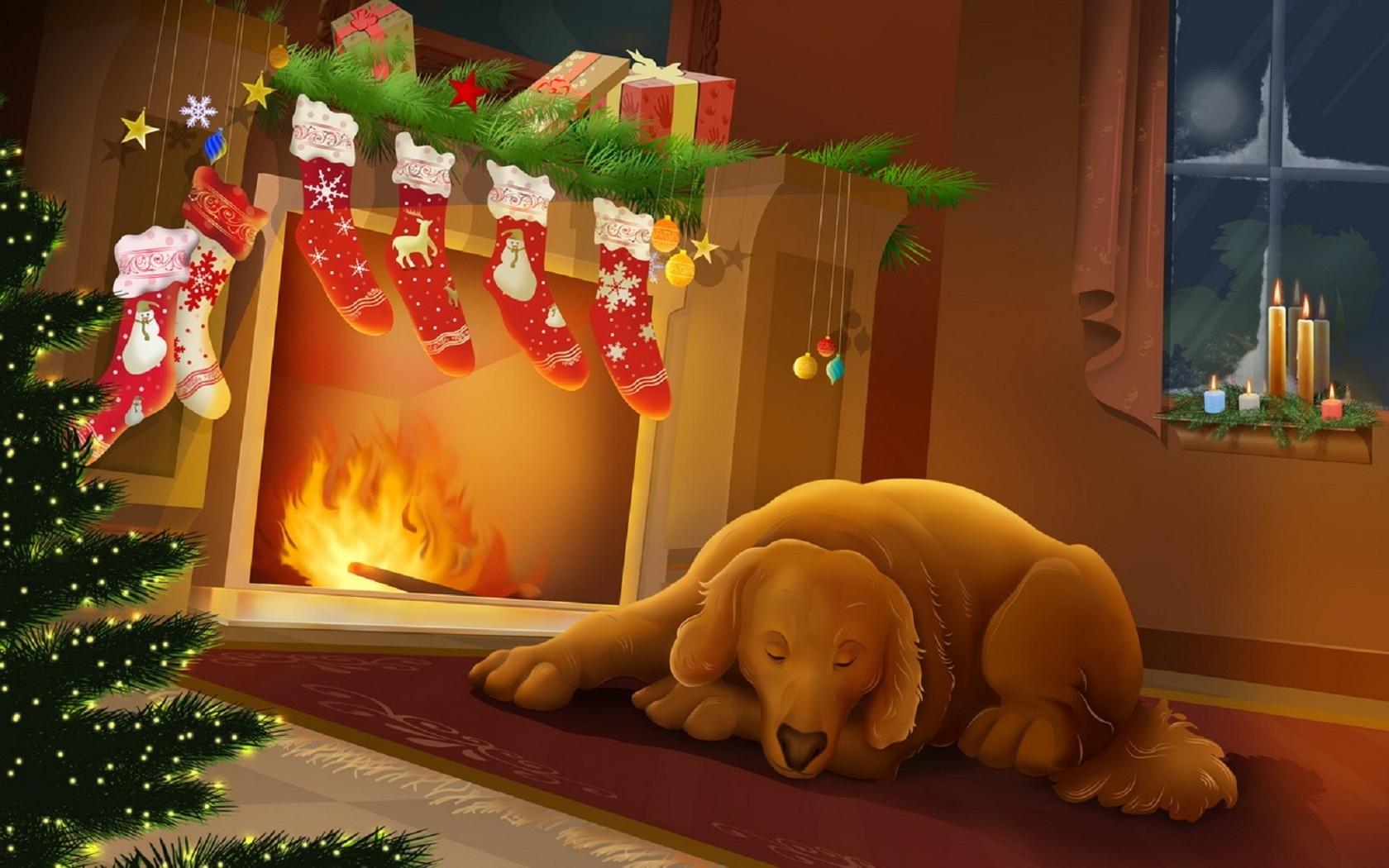Christmas Time   Christmas Wallpaper 16778347 1680x1050
