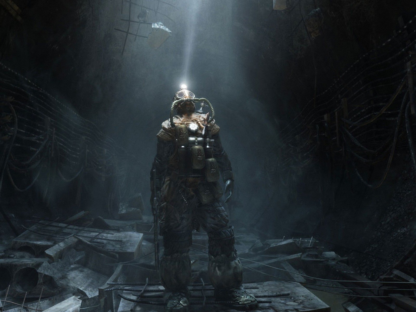 Wallpapers HD Wallpapers Metro Last Light   Game 2013 1600x1200