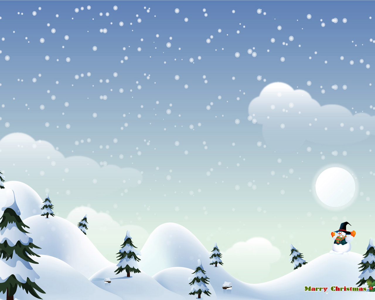 Christmas backgound pattern 022 Background Textures Background 1280x1024