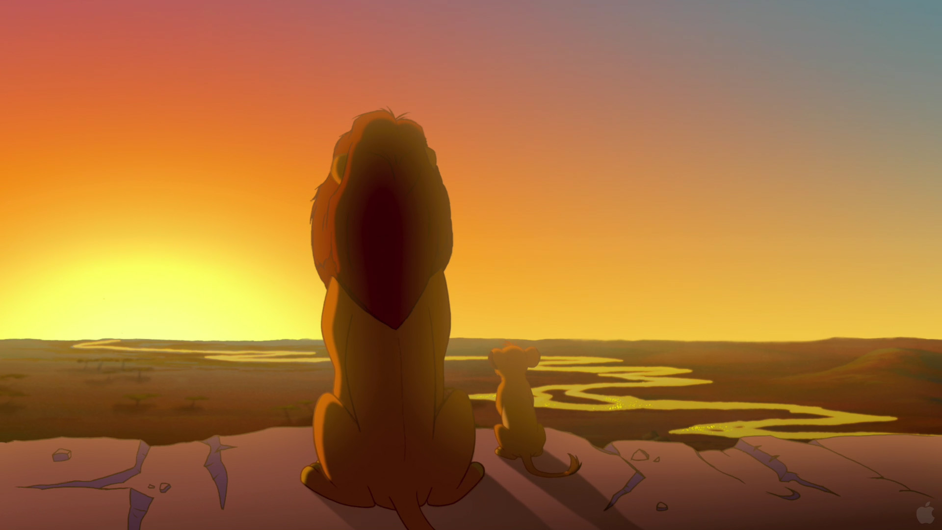 The Lion King 3D Wallpaper Wallpaper 1920x1080