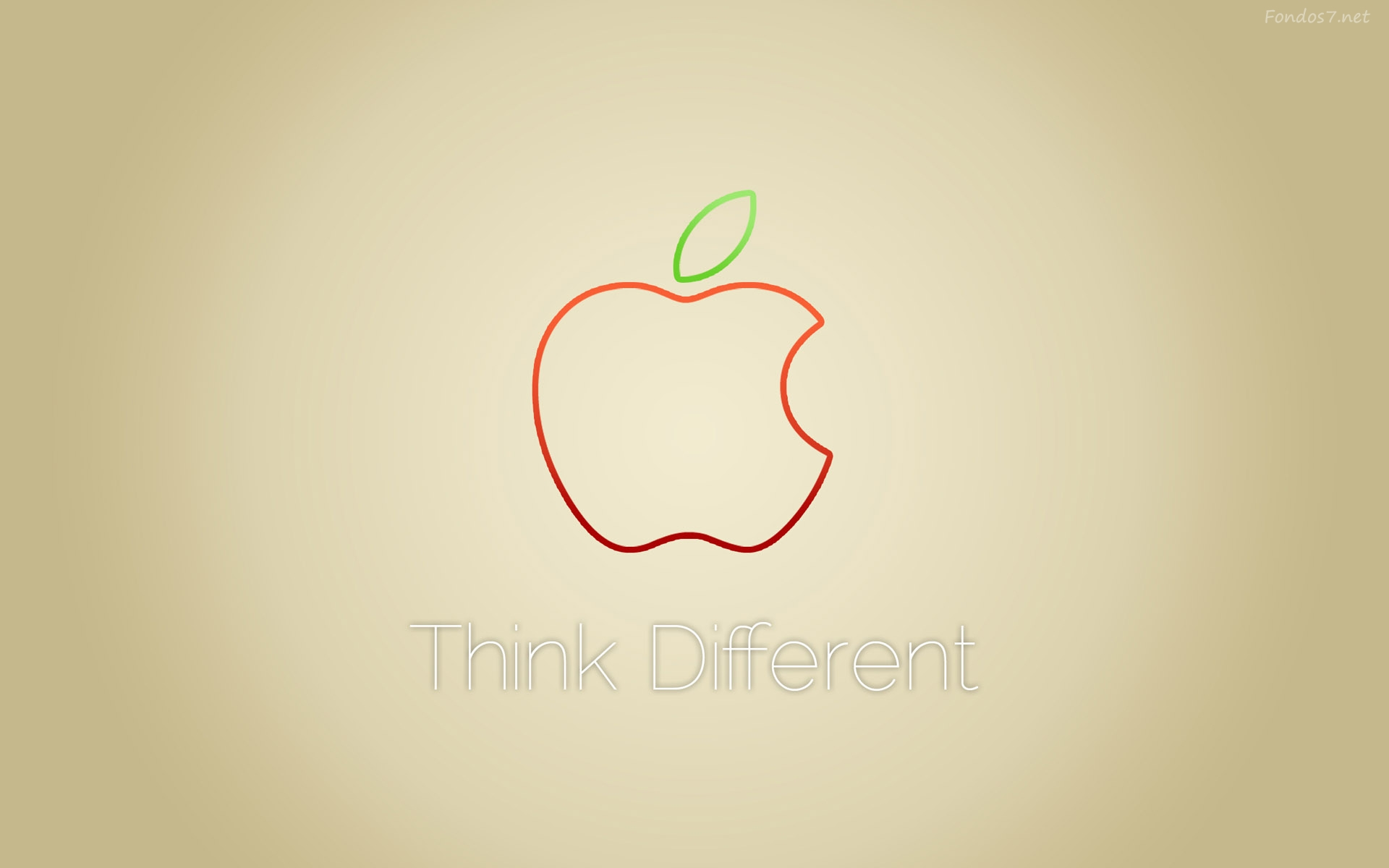 apple wallpaper widescreen original wallpapers 1920x1200 fondos7net 1920x1200