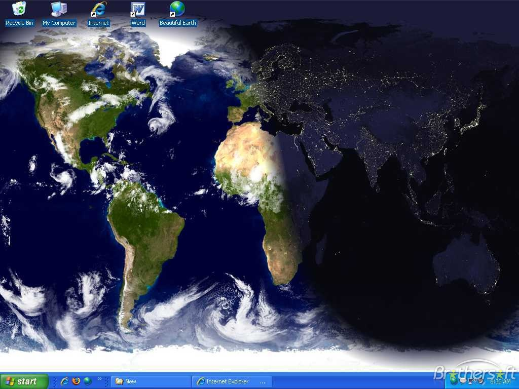 Wallpaper Screen Saver Beautiful Earth Wallpaper Screen Saver 65 1024x768