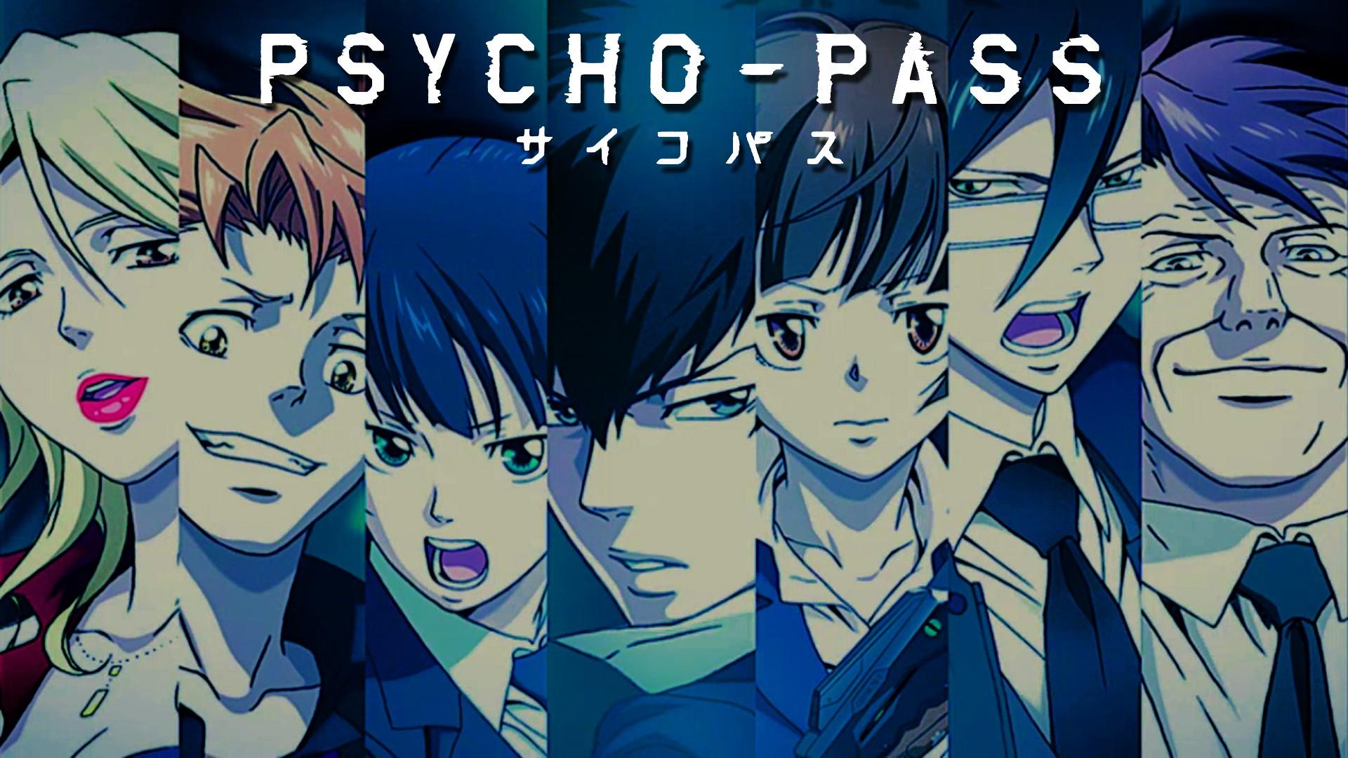 Psycho Pass Computer Wallpapers Desktop Backgrounds 1920x1080 ID 1920x1080