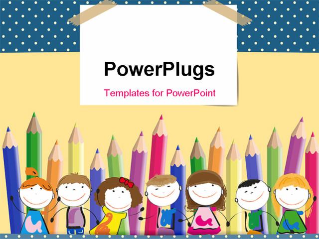 Powerpoint Templates Backgrounds Children 640x480