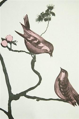 Wallpaper Bird Design   Kitchen Wallpaper   Decorate Your Kitchen From 335x503