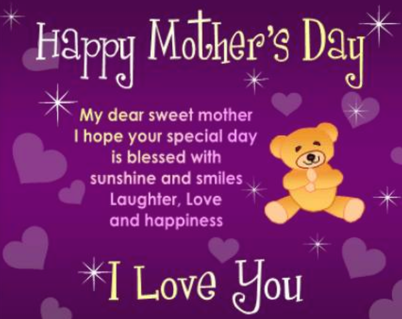 Happy Mothers Day Wallpaper Galaxy S9 1600x1270