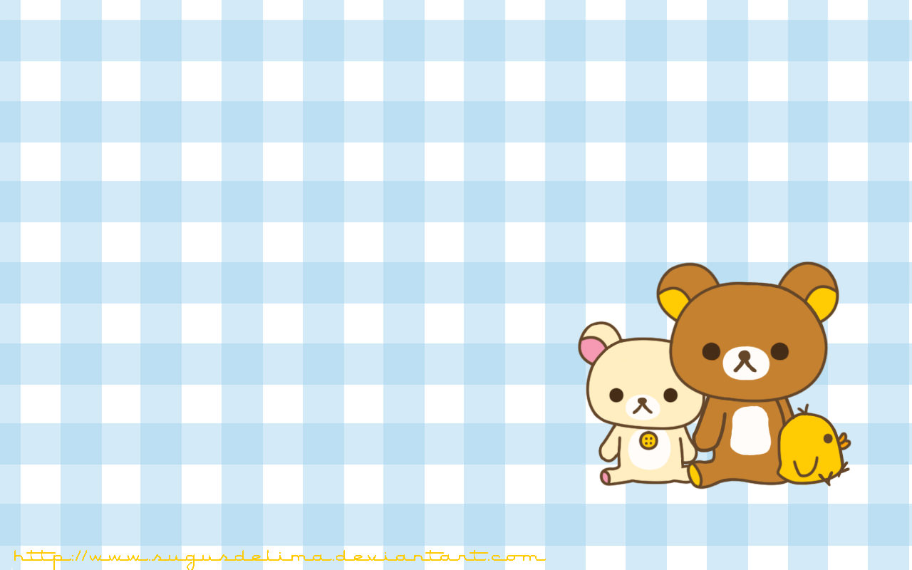 Free Download Kawaii Rilakkuma Desktop Wallpapers For More