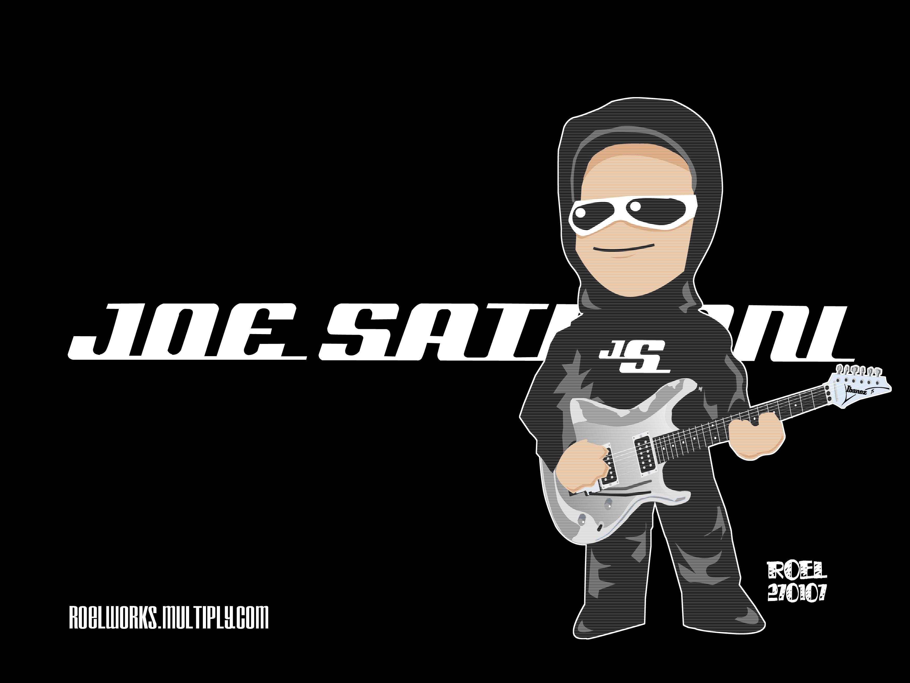 Joe Satriani Wallpaper New Rule 3508x2631