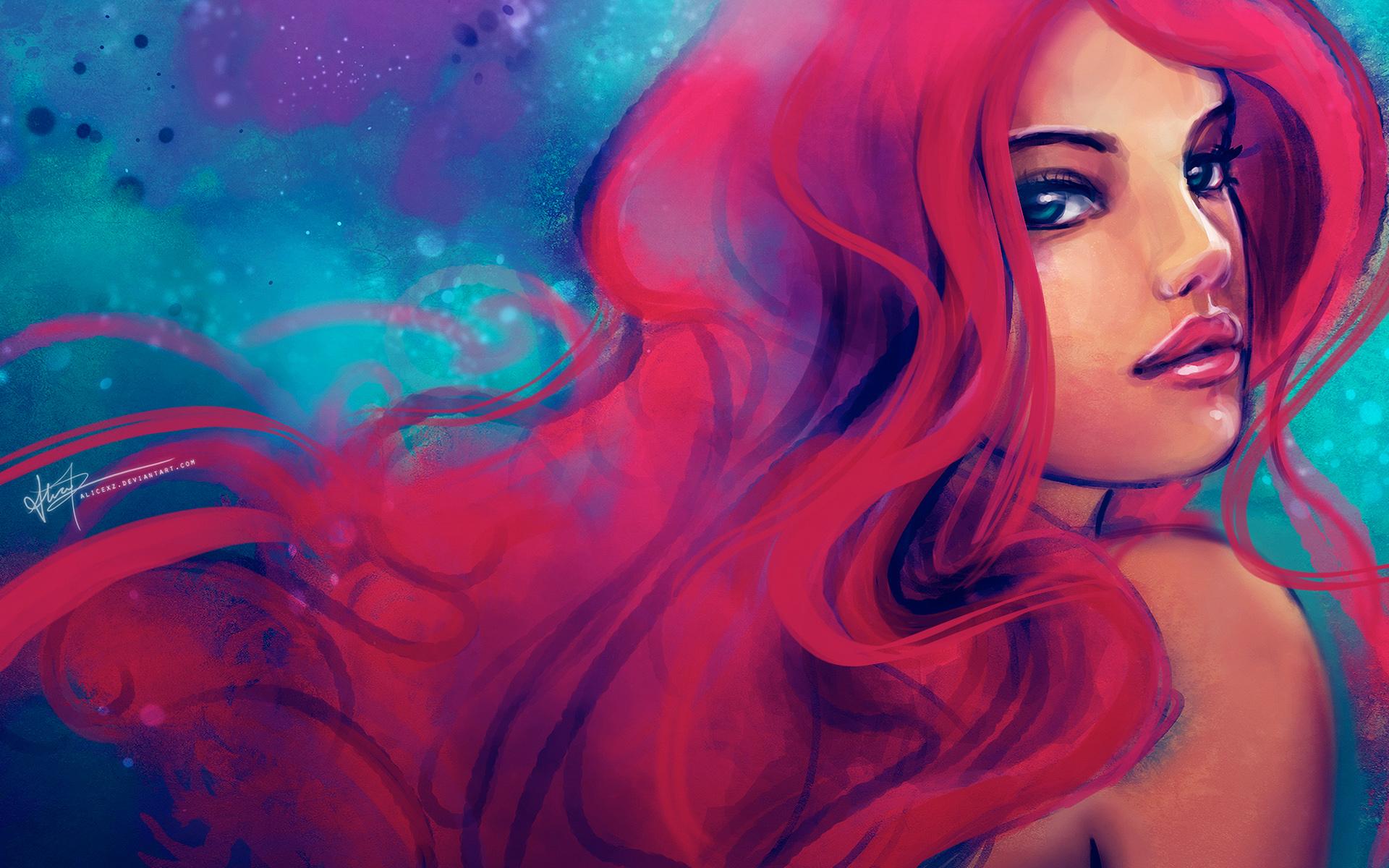 [48+] The Little Mermaid Wallpaper Desktop on WallpaperSafari
