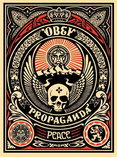 en palabras de obey la campaa obey puede ser explicada como un 400x533