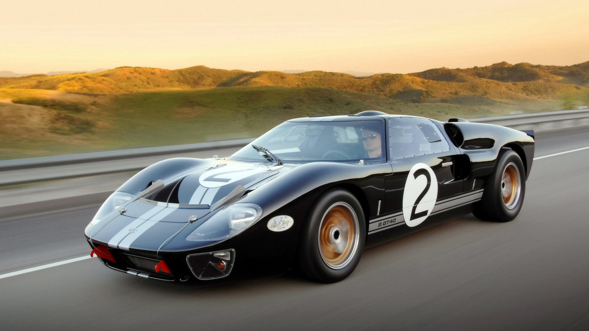 gt40 85th commemorative 2008 gt40 85th commemorative 2008 shelby gt40 1920x1080