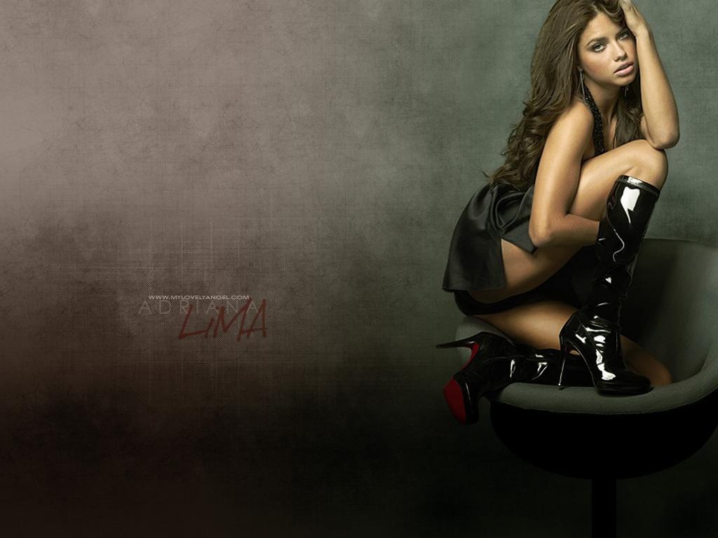 Victoria Secret Models Wallpaper