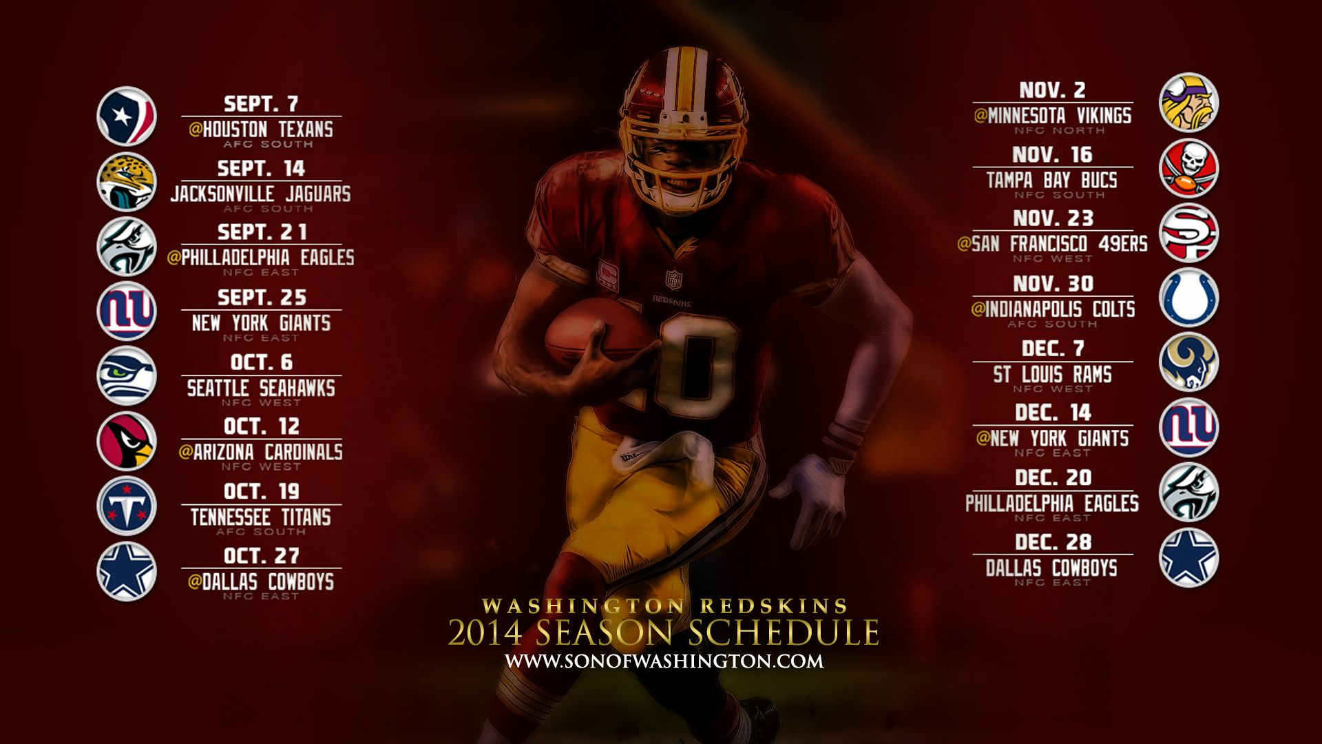 Redskins Wallpapers 2015 1920x1080