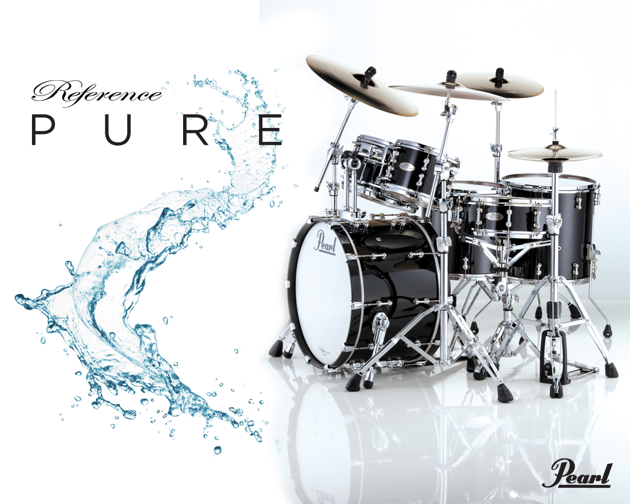Desktop Wallpapers Pearl Drums 1280x1024