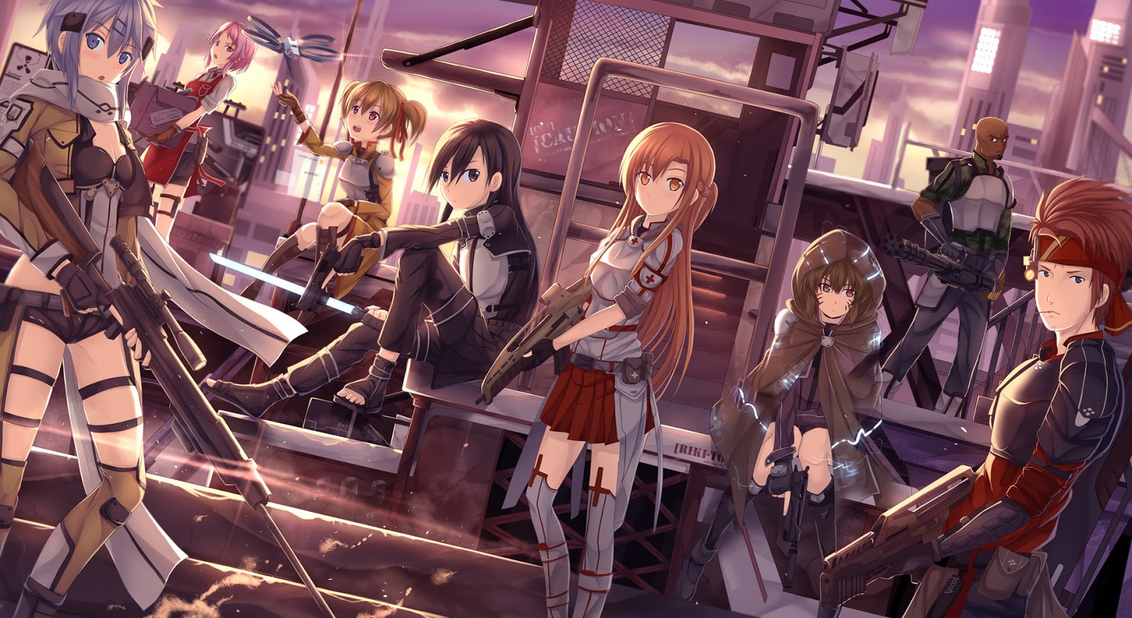 SAO Song Collection Will Be Available On August 2014 Trending News 1600x873
