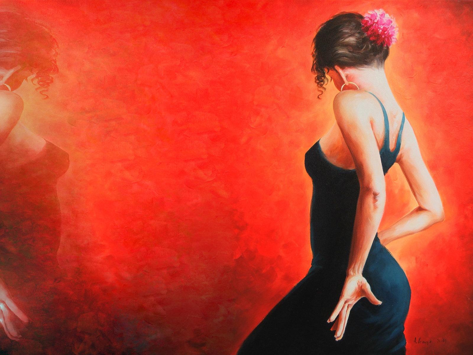 flamenco wallpaper wallpapersafari - photo #15