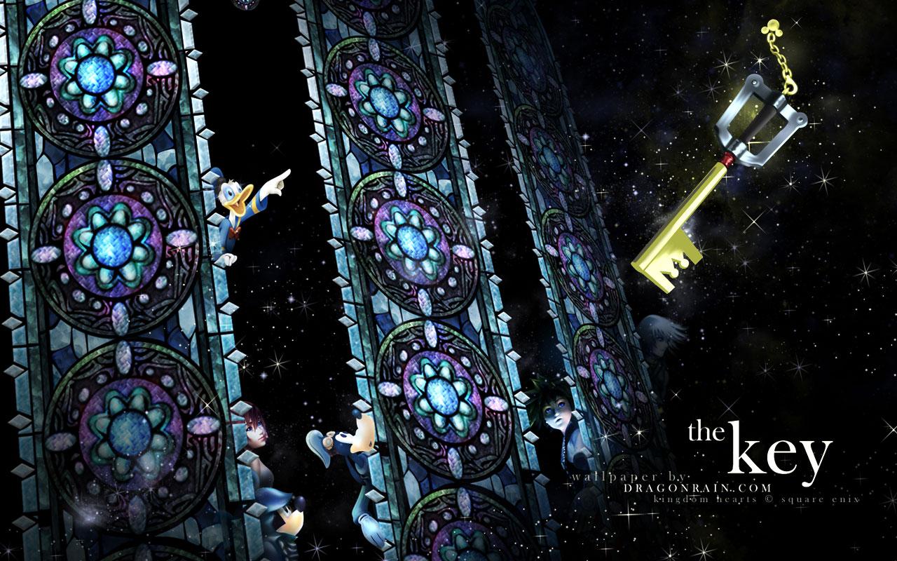 kingdom hearts wallpaper background 1280x800