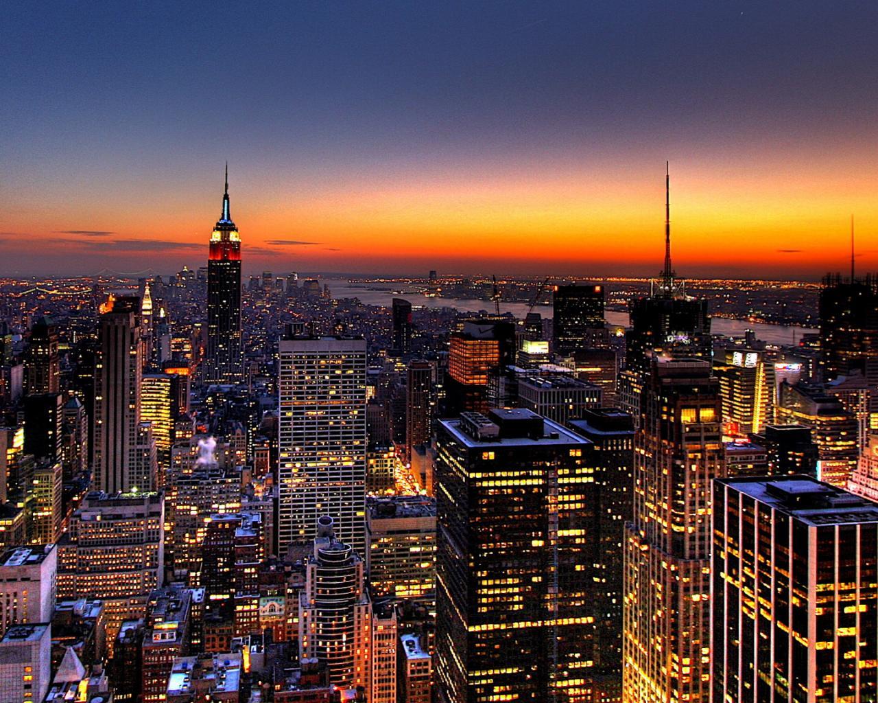 new york city night 2048x1152 need Normal 43 640x480 800x600 1280x1024