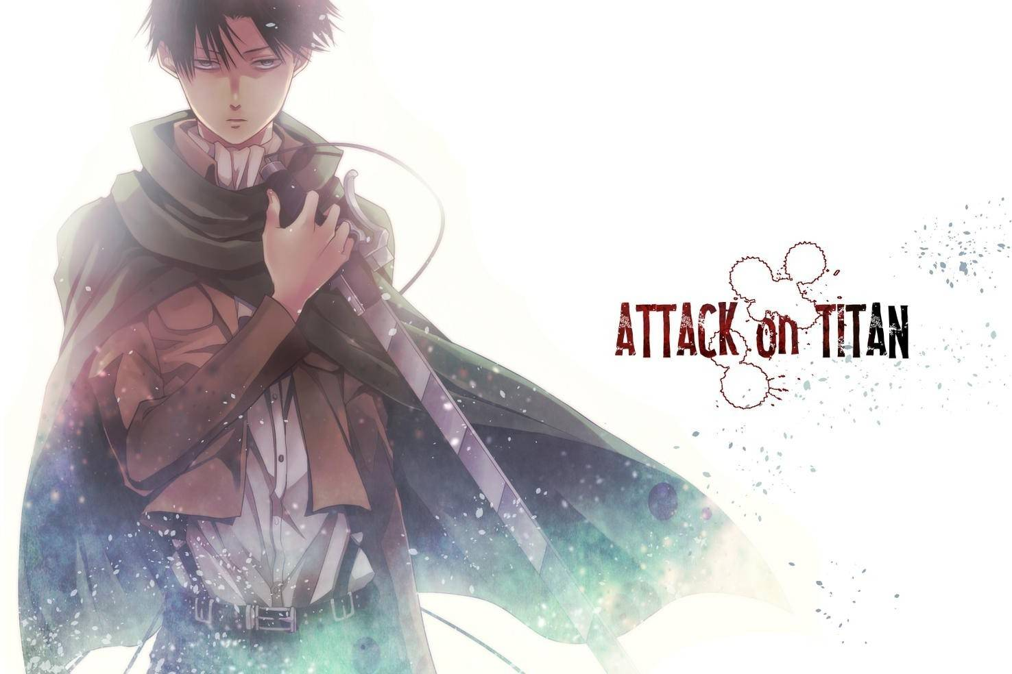 Levi 2   Attack on Titan Wallpaper 1476x984