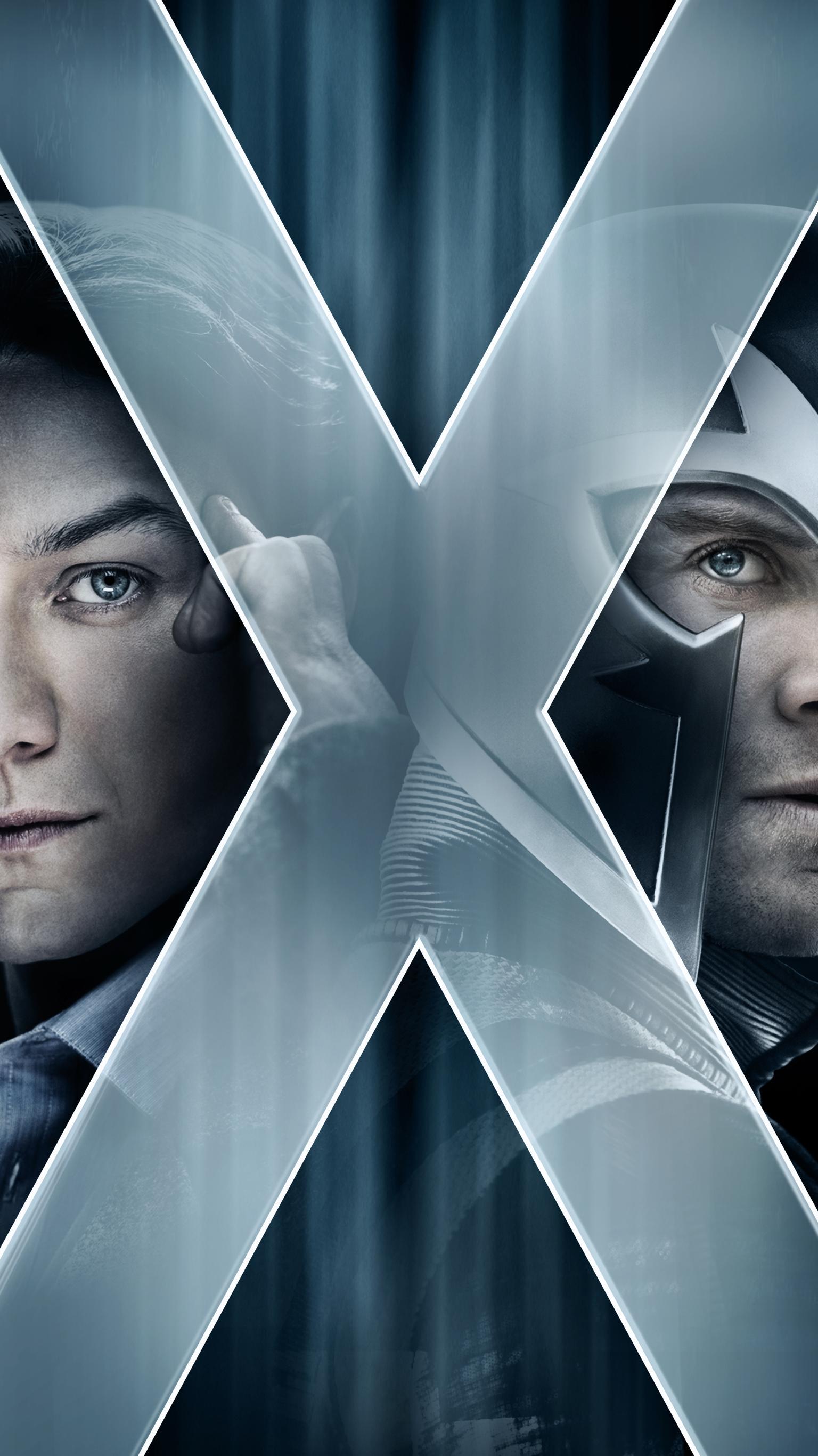 X Men First Class 2011 Phone Wallpaper Moviemania 1536x2732