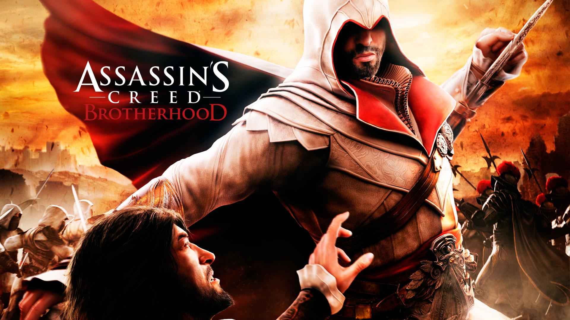 Assassins Creed Brotherhood wallpaper 44272 1920x1080