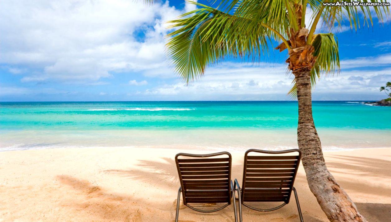 Beach Desktop Backgrounds Best Wallpapers HD Gallery 1256x714